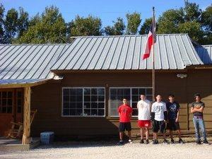 Texas Hunt Lodge Foster Boys