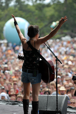 KT Tunstall @ ACL