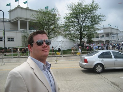 Next Day at the Derby - Aaron Bulkley