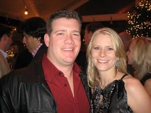 Aaron Bulkley & Joanie Duggan