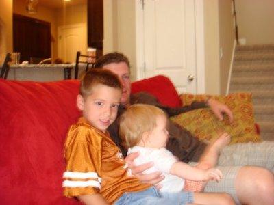 Adam, Ashlyn & Aaron Bulkley