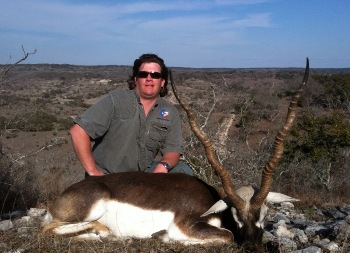 Blackbuck Antelope - Aaron Bulkley