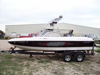 Aaron's new boat