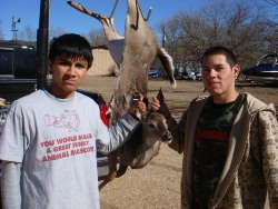 Texas Youth Hunt Boys