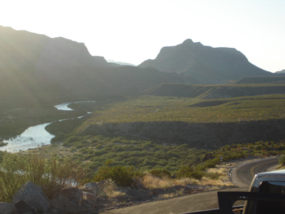 Sunset - Chisos Mountains