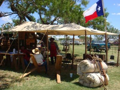 Texas Cowboy Reunion Chuck Wagon Dinner