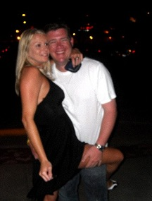 Joanie and Aaron Bulkley in Austin