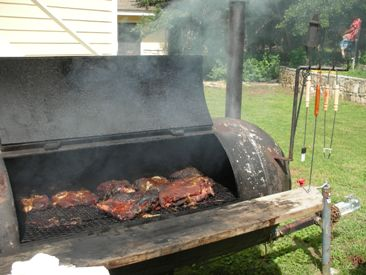 Brisket at the Pruitt Family Reunion