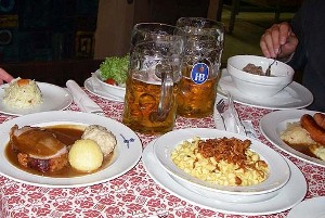 Hmmm...German Food