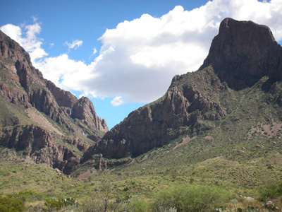 Mountain in Big Bend