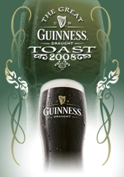 Great Guinness Toast 2008