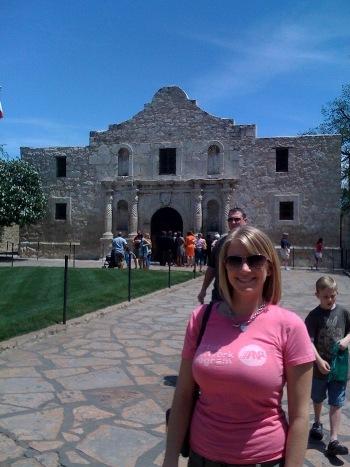 At the Alamo 2009
