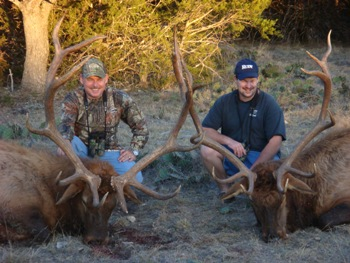 Texas Hunt Lodge Client Photos