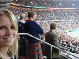 Stade de France - Scotland v Argentina