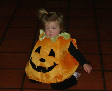 Lauren Pruitt - Halloween 2008