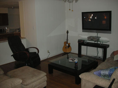 aaron bulkley living room