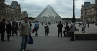 Aaron Bulkley in Paris
