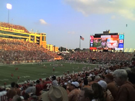 Texas vs Ohio State - Sept 9th, 2006