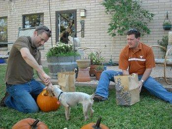 Jason Duggan & Aaron Bulkley - Halloween 2008