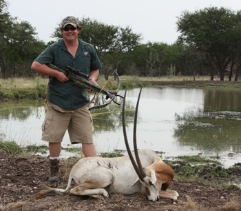 Aaron Bulkley World Record Scimitar Hunt
