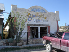 Starlight in Terlingua, Texas