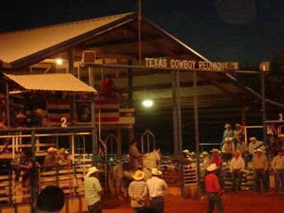 Texas Cowboy Reunion Rodeo