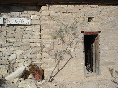 Terlingua Jail Cell