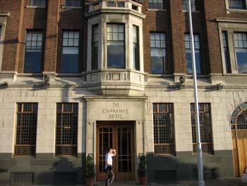 U2's Clarence Hotel in Dublin
